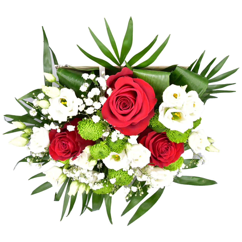 26Suport din carte cu flori
