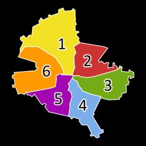 harta zonelor de livrara in Bucuresti