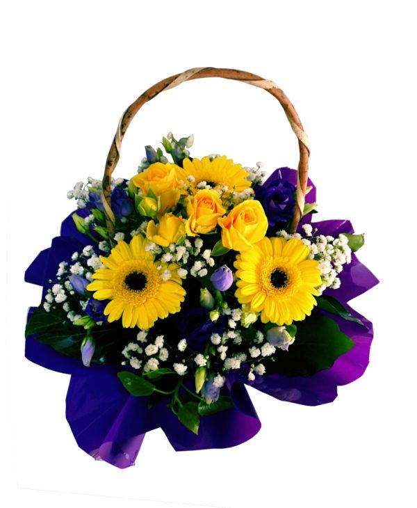 aranjament-floral-in cos bucuresti