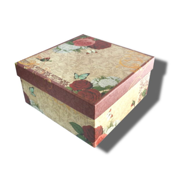 cutie-patrata pentru flori sau aranajamente bucuresti