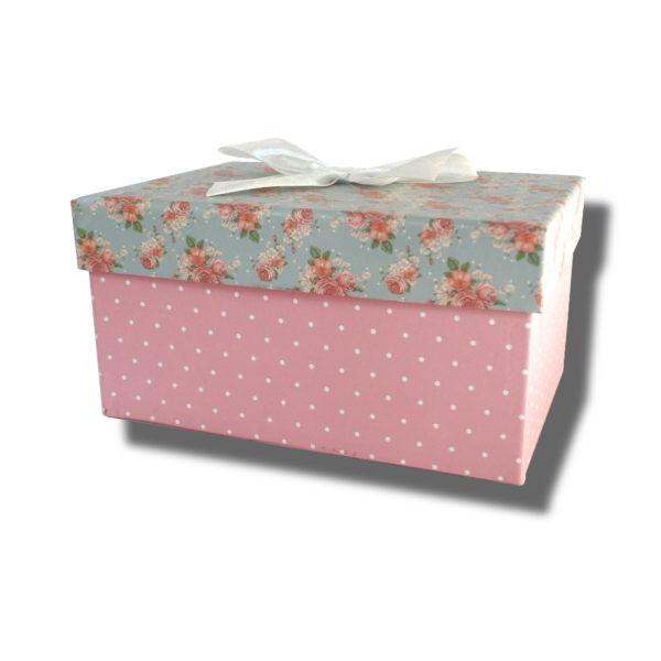 cutie-roz pentru aranjamente florale sau cadouri