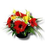 Aranjament floral in joben amarilis bucuresti
