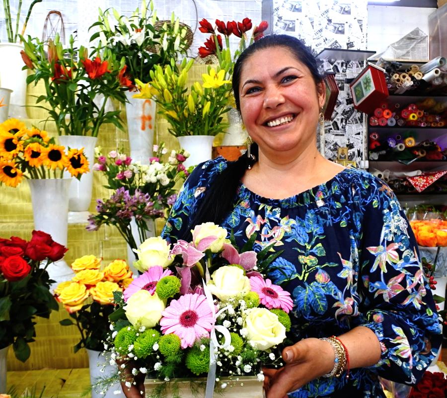 geanina flori deosebite bucuresti piata amzei