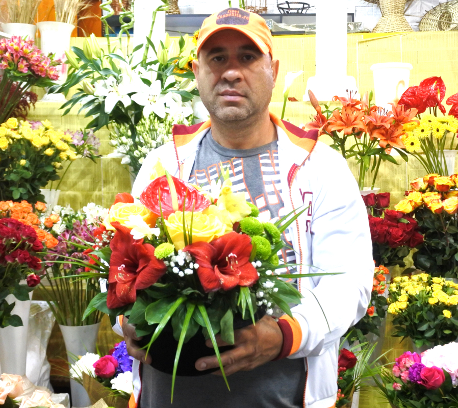 vasile flori deosebite bucuresti