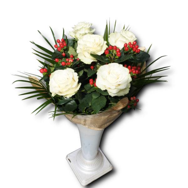 buchet-trandafiri-albi1