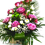 aranjament-floral-cutie-trandafir-mov2
